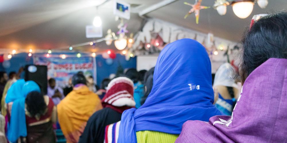 Hemmelig julefeiring i Saudi-Arabia