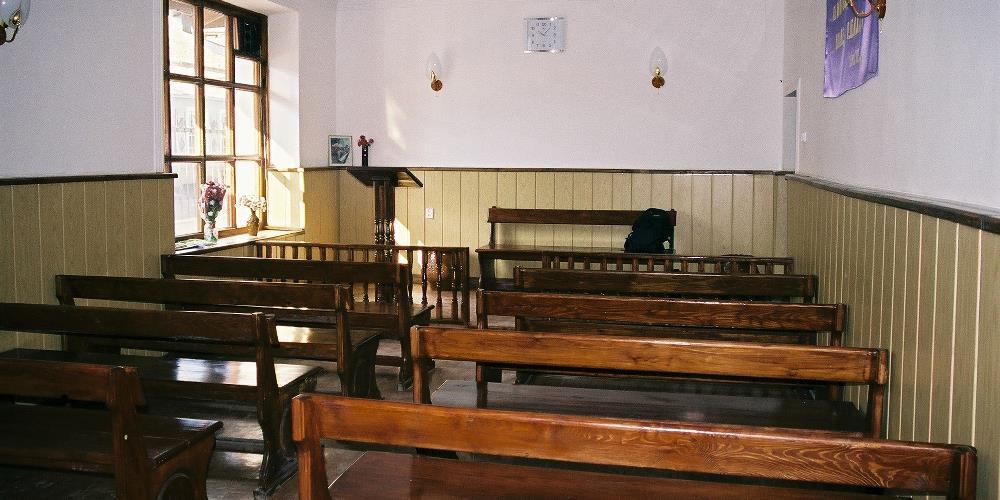 En kirke i Isfara, nordlige Tajikistan. (Foto: 2005, World Watch Monitor)