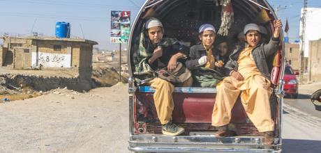 Halvparten av Afghanistans befolkning er under 25 år og husker ingen ting fra forrige gang Taliban satt ved makten.