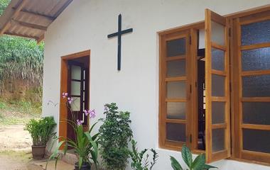 Kirken til pastor Nalaka