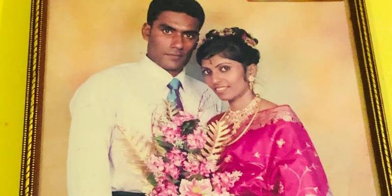 Verlini (36) fra Sri Lanka Født: 05.10.1983 Død: 21.04.2019