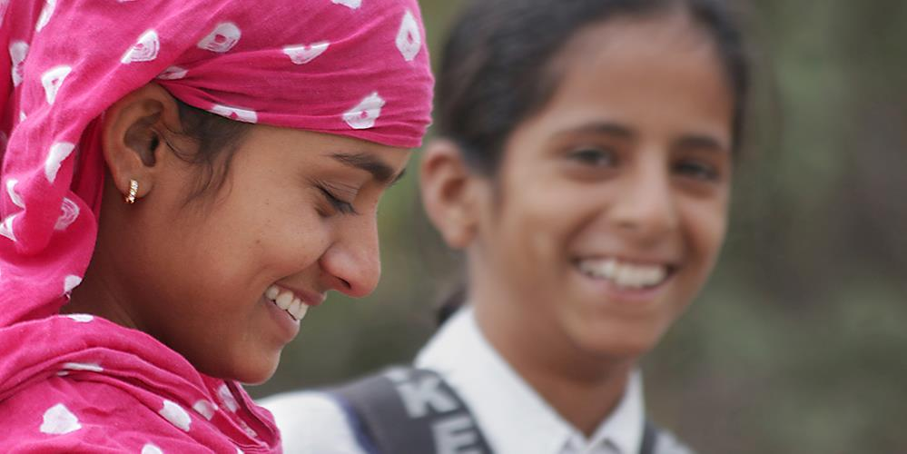Skriv til kristne i India
