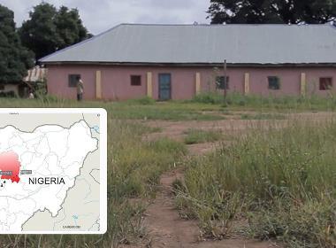 Attacken skedde i delstaten Kaduna i centrala Nigeria. På bilden syns en kyrka från regionen (byggnaden på bilden har inget samband med artikeln).