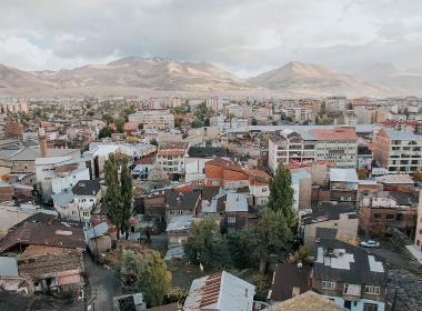 Staden Ezurum i Turkiet (foto: IMB.ORG)
