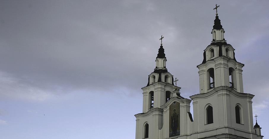 En av kyrkorna i Belarus. Foto: pixabay.com.