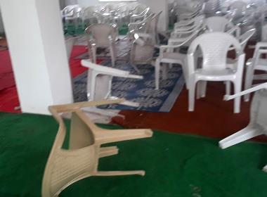 Sedan BJP kom till makten har attackerna mot kyrkor ökat lavinartat. Bilden har ingen koppling till texten, utan är från en attack mot en kyrka som inträffade den 25 mars.