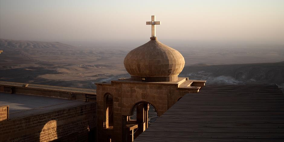 Graden av religionsfrihet är en indikator på hur situationen för andra mänskliga rättigheter ser ut i landet, uppger människorättsgruppen ADF. På bilden en kyrka i Irak.