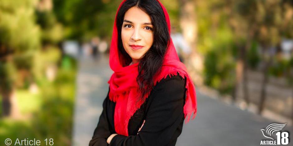 Fatemeh Mohammedi, även kallad Mary, är kristen aktivist från Iran.