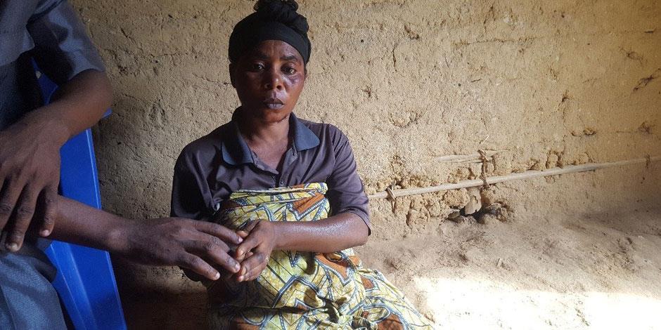 Francoises make dödades av ADF, när han hade råkat gömma sig där den militanta gruppen brukade ta en genväg..