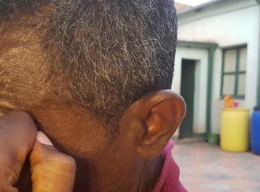 Paul, som egentligen heter något annat, satt fängslad tio år i Eritrea, för att han vägrade avsäga sig sin kristna tro.