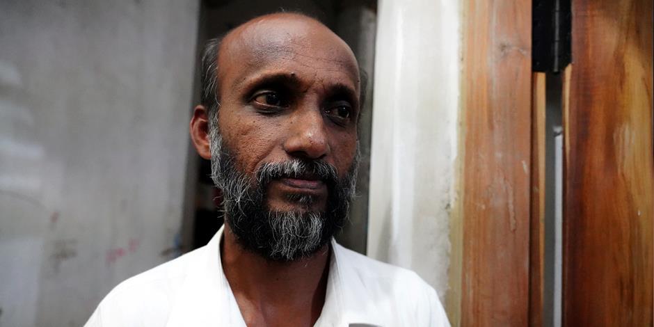 Pastor Kumaran förlorade sin 12-årige son i bombattentatet mot Zion Church i Sri Lanka på påskdagen förra året.