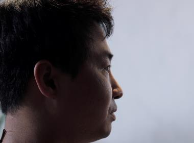 Yeong Woo* flydde från Nordkorea och bor nu i Sydkorea.