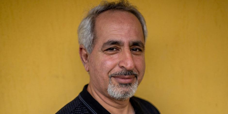 Taher flydde till Turkiet, när situationen för honom och hans familj blev för farlig i hemlandet Iran.