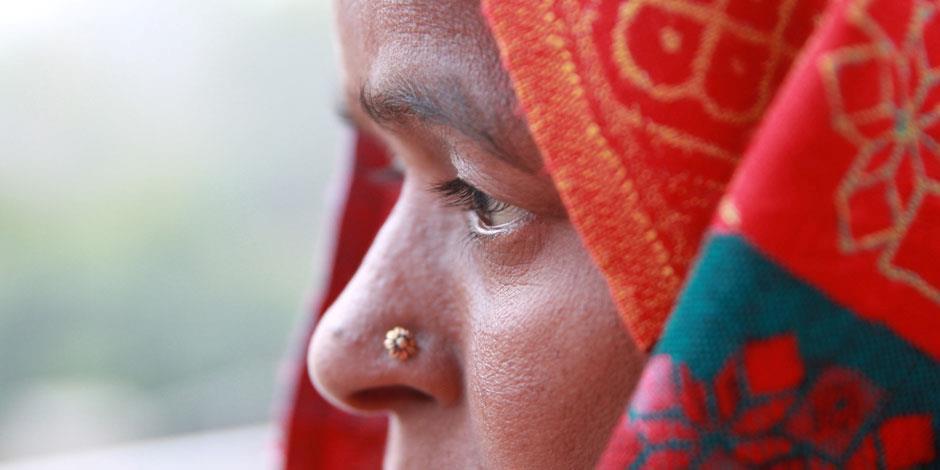 Preetha är en av tusentals kristna i Indien som har attackerats för sin tro.