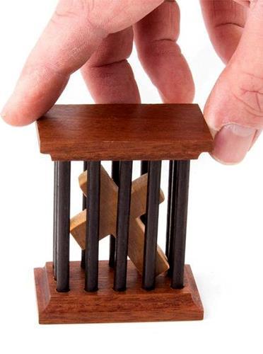 Fängelsekors