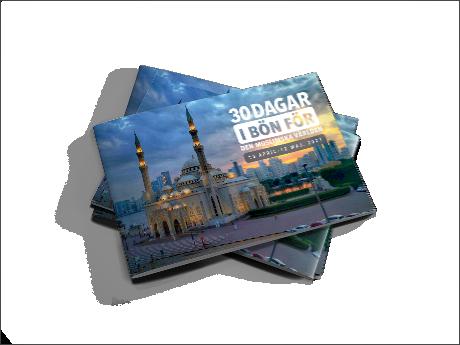 30 dagar i bön för den muslimska världen